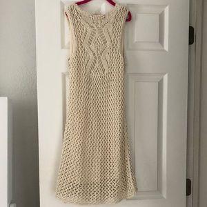 stradivarius Dresses - Cute crochet short dress